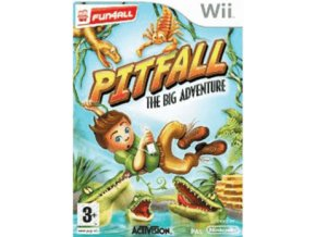 Wii Pitfall The Big Adventure