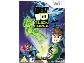 Wii Ben 10: Alien Force