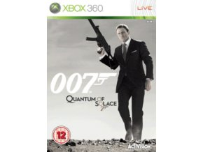 XBOX 360 James Bond 007: Quantum of Solace