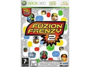 XBOX 360 Fuzion Frenzy 2