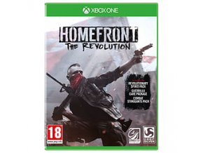 XBOX ONE Homefront: The Revolution