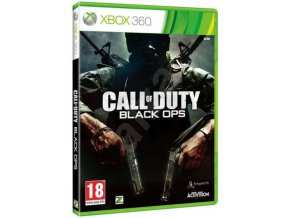 XBOX 360 Call of Duty: Black Ops