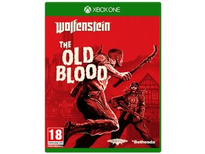 XBOX ONE Wolfenstein The Old Blood