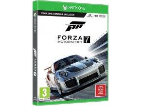 XBOX ONE Forza Motorsport 7