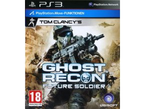 PS3 Ghost Recon: Future Soldier