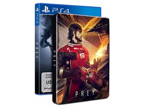 PS4 Prey Steelbook Edice
