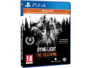 PS4 Dying Light: The Following- Enhanced Edition
