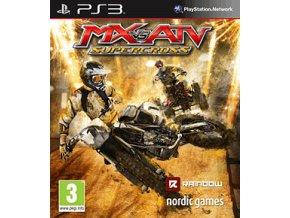 PS3 Mx vs. ATV: Supercross (nová)