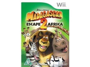 Wii Madagascar: Escape 2 Africa