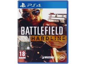 PS4 Battlefield: Hardline