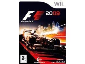 Wii Formula 1 2009