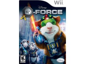 Wii G-force game