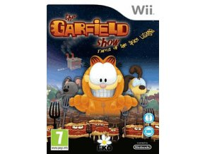 Wii Garfield Show: Threat of the Space Lasagna