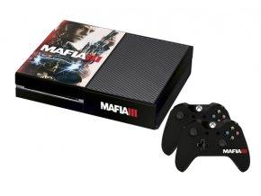 Ochranný skin pro Xbox One Mafia III