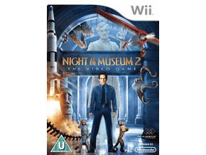 Wii Night at the Museum 2