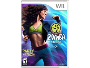 Wii Zumba Fitness 2