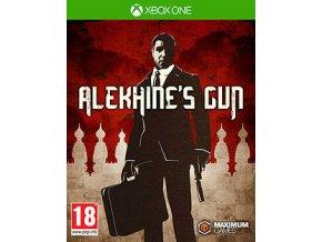 XBOX ONE Alekhine's Gun (nová)