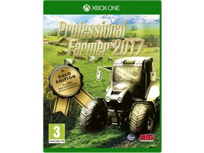 XBOX ONE Professional Farmer 2017 Gold Edition (Nová)