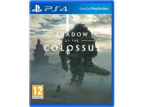 PS4 Shadow of the Colossus (nová)