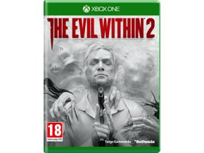 XBOX ONE The Evil Within 2 (nová)