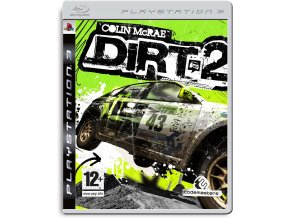PS3 Colin McRae DIRT 2
