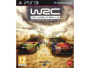 PS3 WRC - FIA World Rally Championship