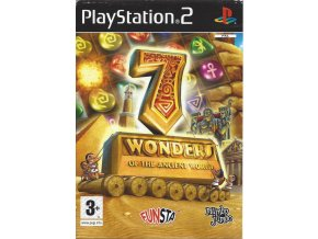 PS2 7 Wonders of the Ancient World
