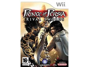 Wii Prince Of Persia: Rival Swords
