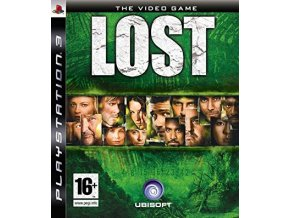 PS3 Lost: The Video Game