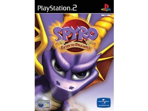 PS2 Spyro: Enter the Dragonfly