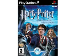 PS2 Harry Potter A Vězeň Z Azkabanu