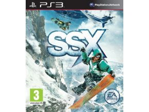 PS3 SSX