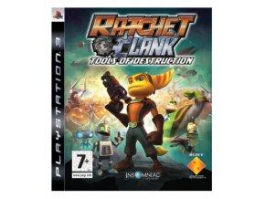 PS3 Ratchet & Clank Tools of Destruction