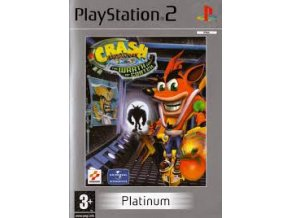 PS2 Crash Bandicoot Wrath of Cortex