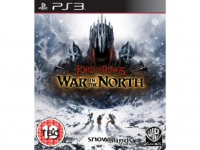 PS3 Lord of The Rings: War in the North