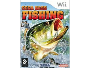 Wii Sega Bass Fishing