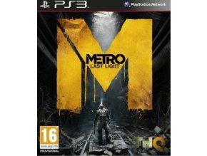 METRO PS3