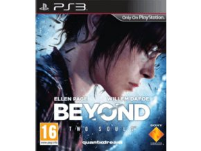 PS3 Beyond Two Souls CZ