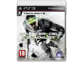 PS3 Tom Clancys Splinter Cell: Blacklist CZ