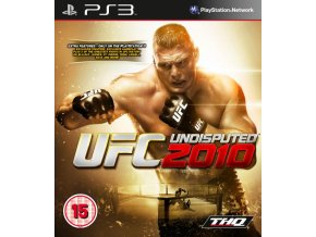 PS3 UFC Undisputed: 2010