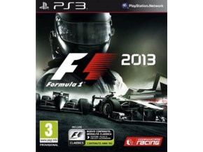 PS3 F1 2013