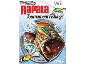 Wii Rapala: Tournament Fishing