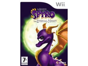 Wii The Legend of Spyro: The Eternal Night