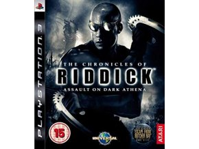 PS3 The Chronicles of Riddick: Assault on Dark Athena