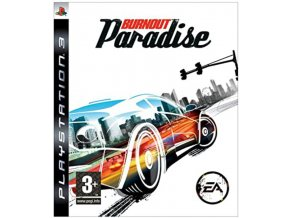 PS3 Burnout Paradise