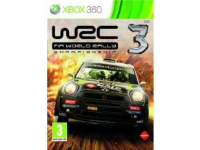 XBOX 360 WRC FIA World Rally Championship 3