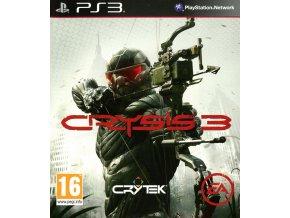 PS3 Crysis 3 CZ