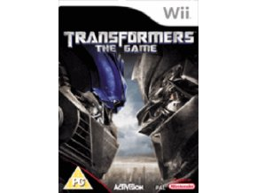 Wii Transformers: The Game