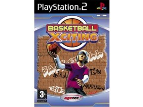 PS2 Basketball Xciting