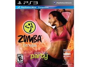 PS3 Zumba Fitness
